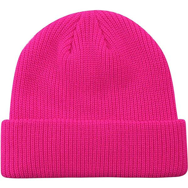 Neon Unisex Slouchy Beanie Hat