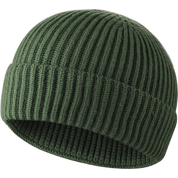 ROYBENS Swag Wool Fisherman Beanie for Men Women