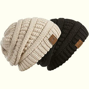 REDESS Slouchy Beanie Hat for Men and Women