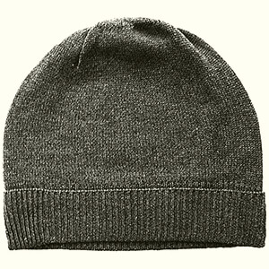 Feeling Pampered Cashmere Beanie Hat for Unisex