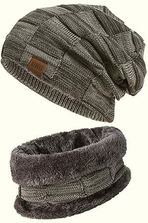REDESS Winter Warm Beanie for Men