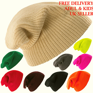 Classic Neon Beanie hat
