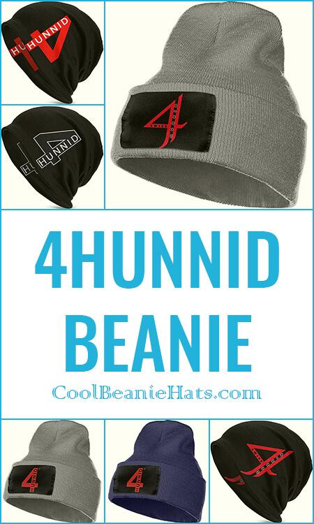 4hunnid Beanie