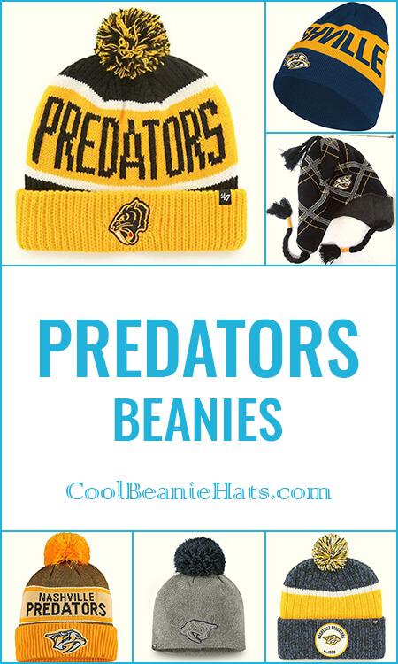 Nashville Predators Beanies