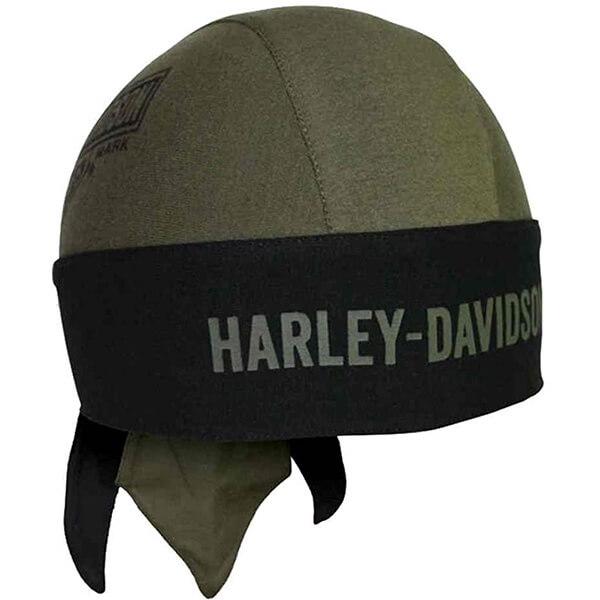 Harley-Davidson Men's Shield Headwrap