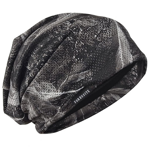 Breathable Hot Weather Beanie with Small Holes