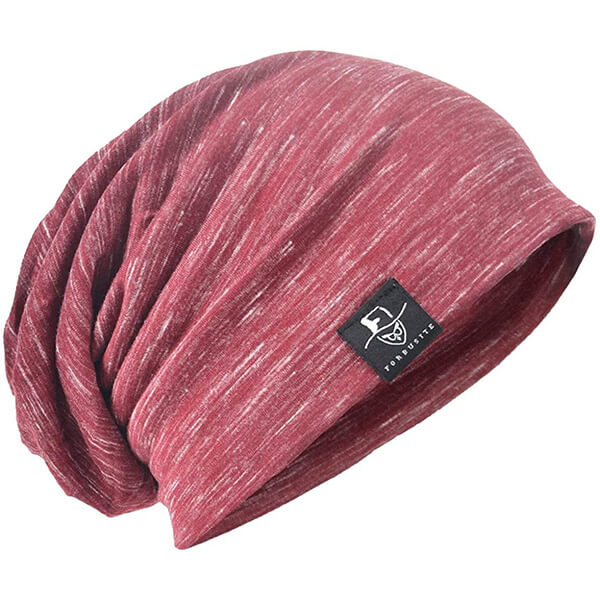 Chic Baggy Thin Beanie Hat for Summer