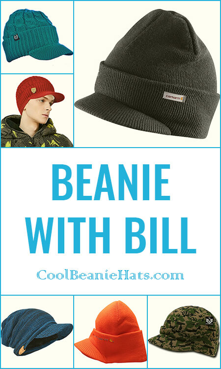 Beanie With Bill