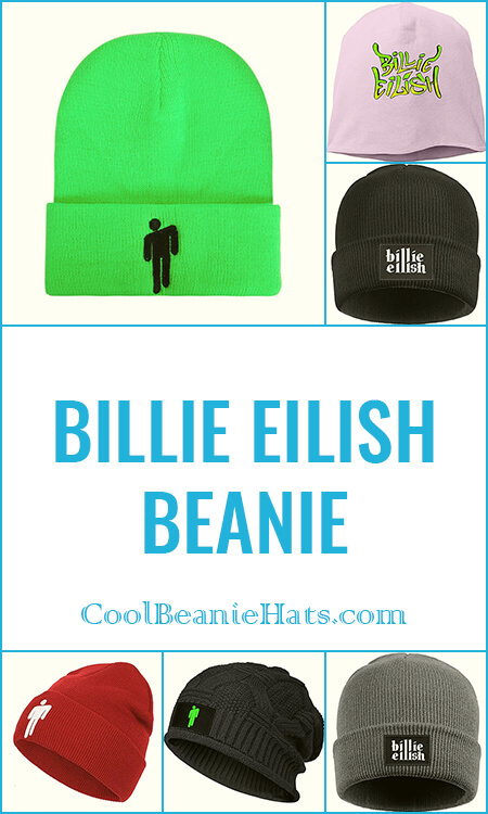 Billie Eilish Beanie