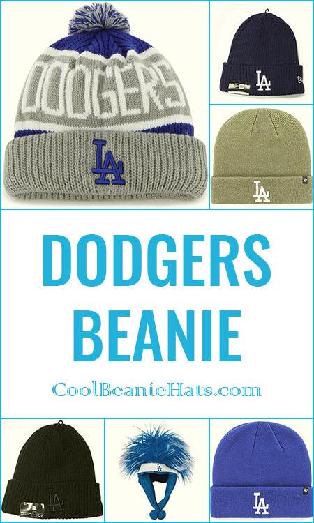 Dodgers Beanie