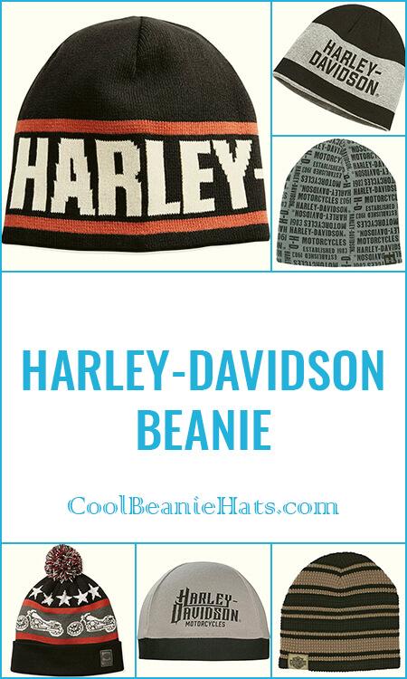 Harley-Davidson-Beanie