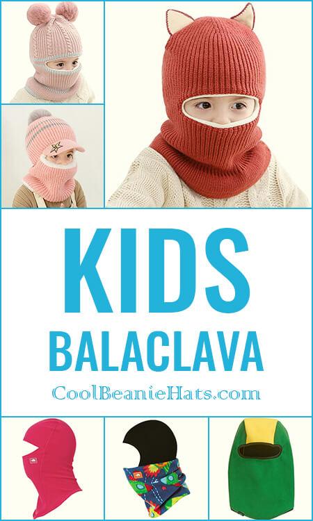 Kids Balaclava