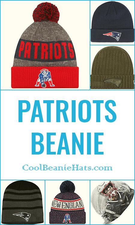 Patriots Beanie