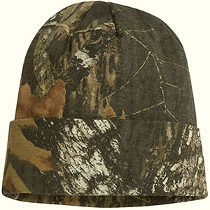 Mossy oak real tree camo beanie