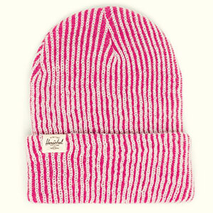 Two-colored vertical stripes Herschel Quartz beanies
