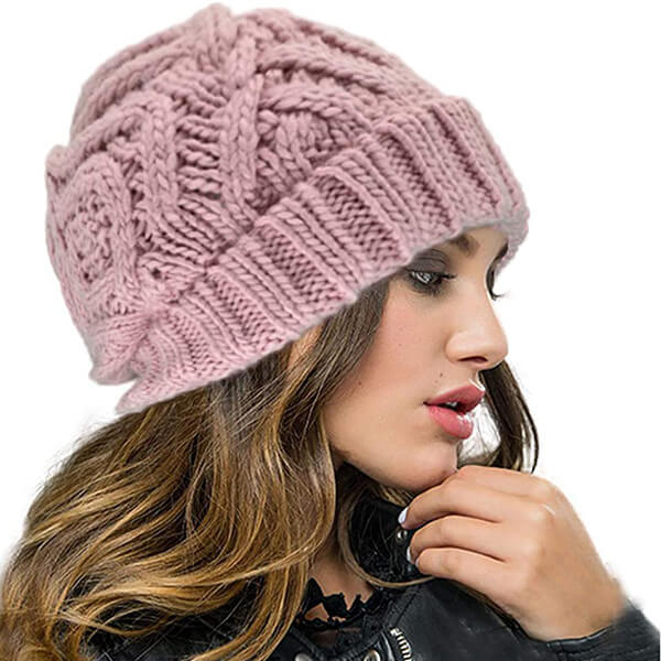 Women's Fashionable Knit Slouchy Beanie