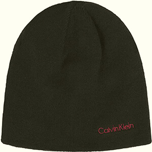 Reversible Calvin Klein beanie men