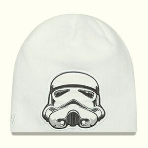 White Stormtrooper Star Wars beanie