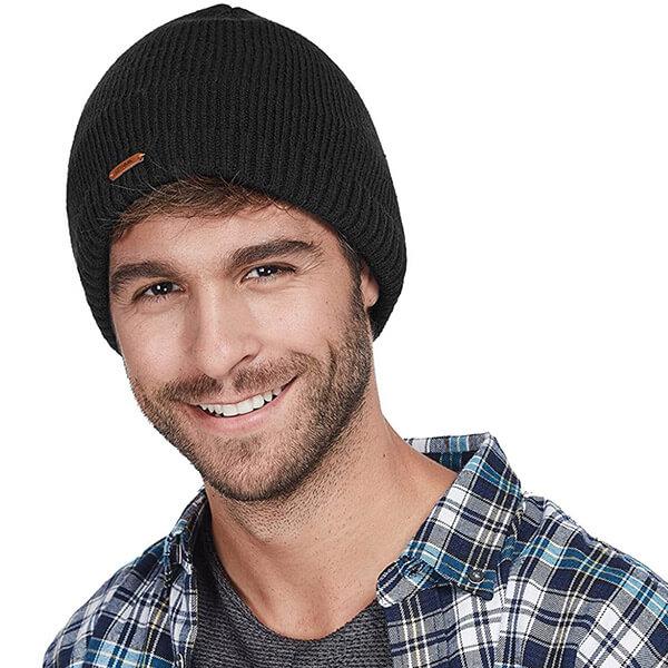 LETHMIK Fleece Lined Beanie Hat
