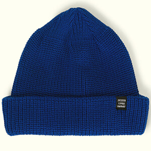 Royal fisherman Herschel Elmer beanie with edged-tag