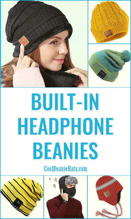 Best Beanie With Built-in Headphones