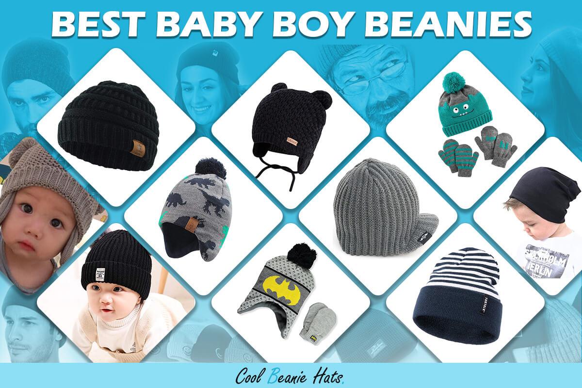 baby boy beanies