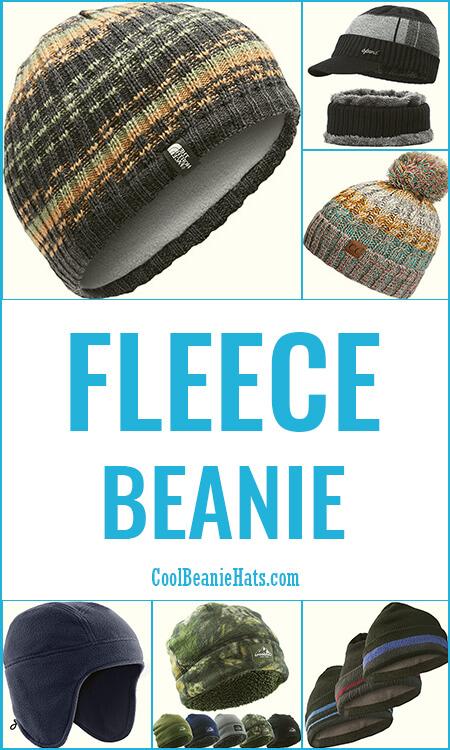 fleece-beanie