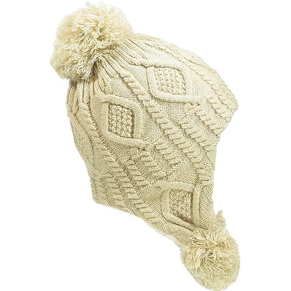 Women Ushanka Bomber Hat with Earflaps