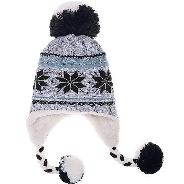 Women's Winter Hat with Earflap