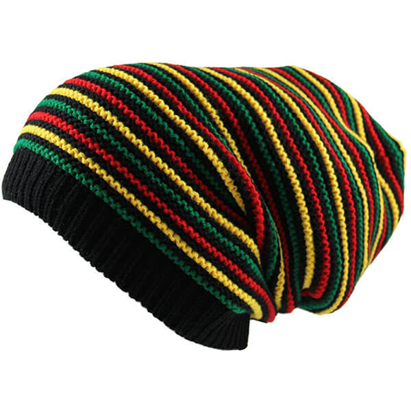 Long Dreadlock Multi Beanie