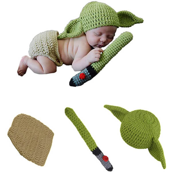 Baby Yoda Costume Set for Babies