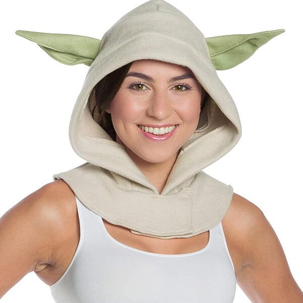 Adult Star Wars Yoda Hood