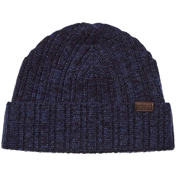 Hickey Freeman Knit Cashmere Hat