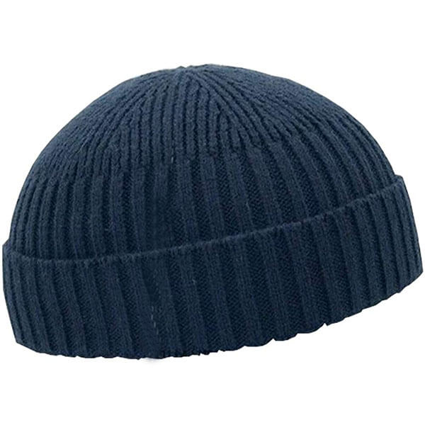 Knitted Vintage Fisherman Beanie