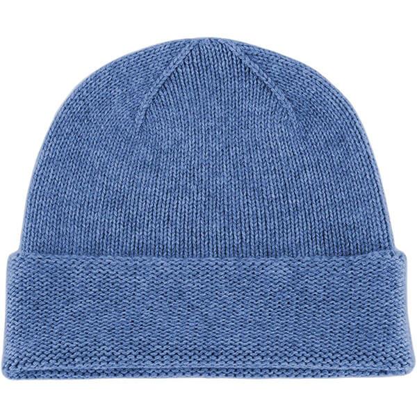 Wool Knit Men's Cashmere Beanie