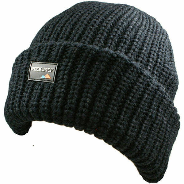 Warm Thick knit Wooly Beanie