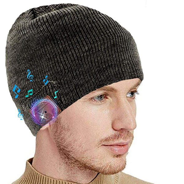 Soft Audio Music Beanie
