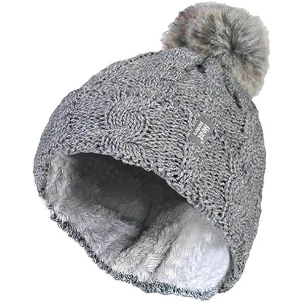 Thermal winter snug knit beanie