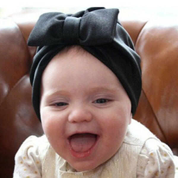 Turban Beanie Hat for Newborns