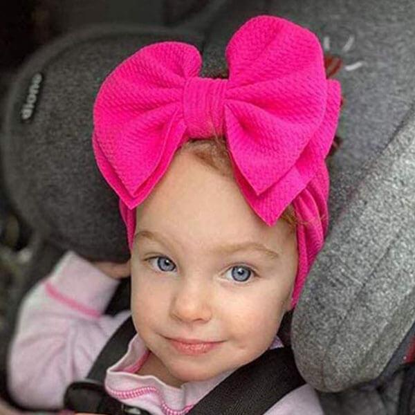 Cute Turban Hat for Girls
