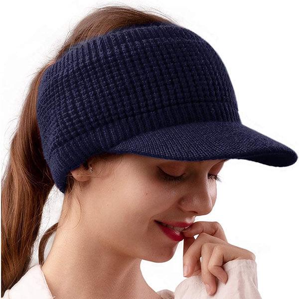 Fleece Lined Beanie Hats