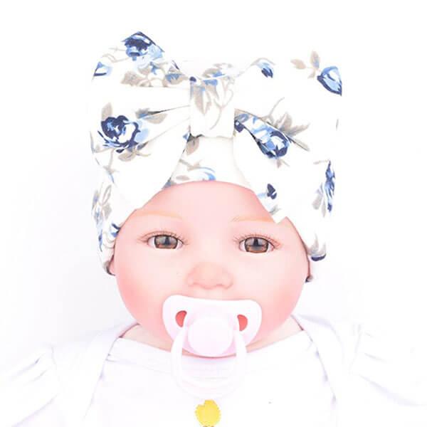 Big Bow Hat for Infants
