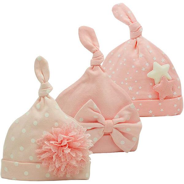Newborn Baby Beanie Hats