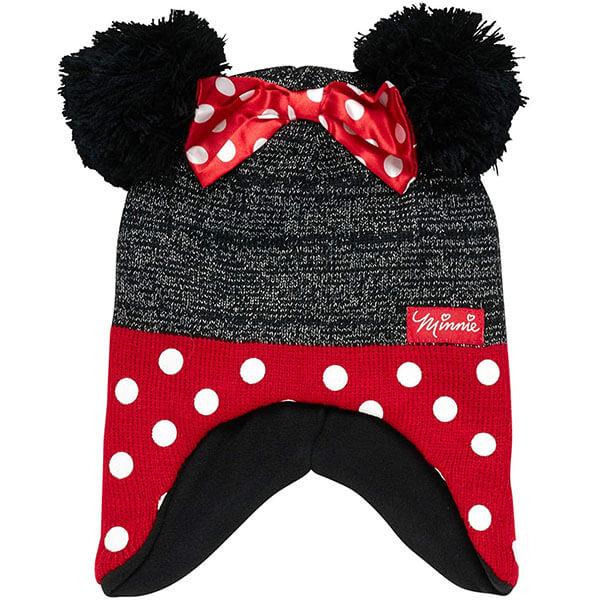 Minnie Mouse Beanie Glove Set