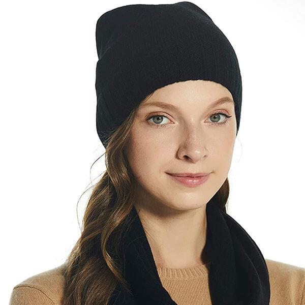 Women's Woolen Winter Cap
