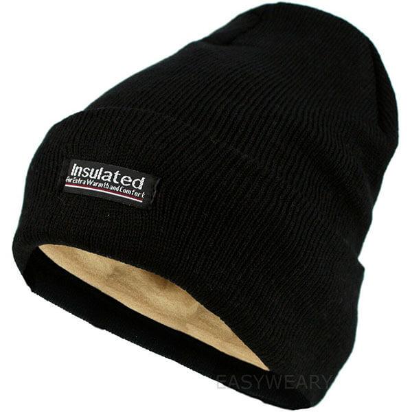 Knit Cuff Cap Beanie Hat
