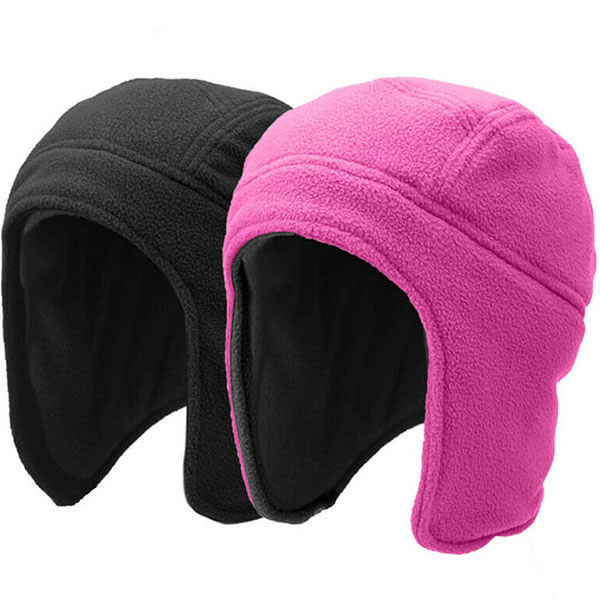 Windproof Men's Beanie With Ear Flaps