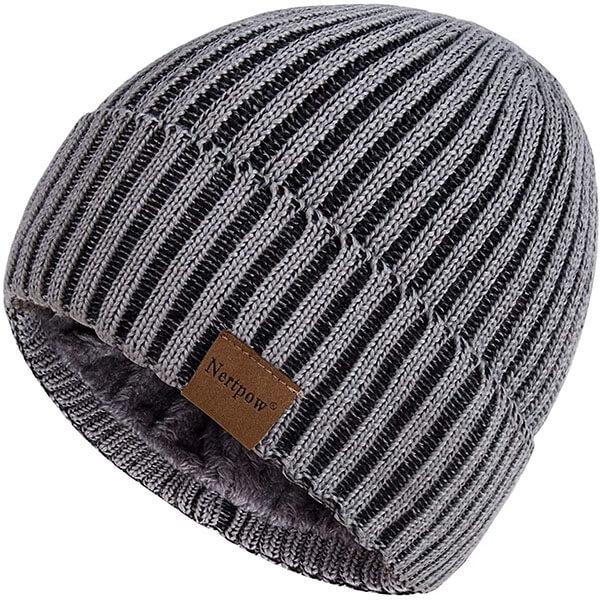 Thermal Trendy Beanie Fleeced Hat