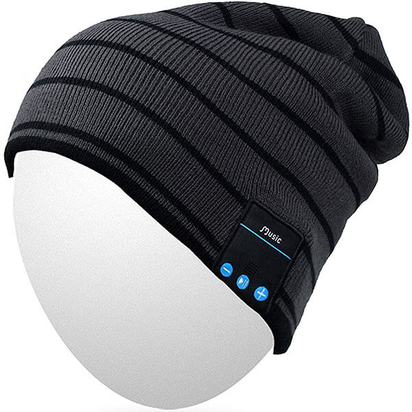 Wireless Bluetooth Knitted Beanie Hat