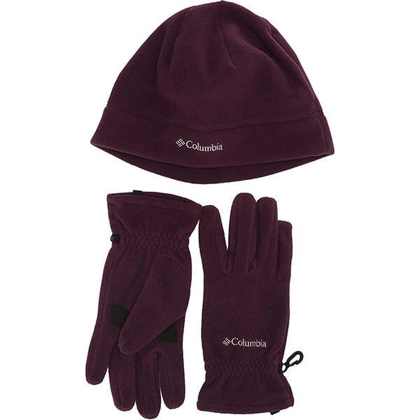 Men's Winter Hat And Glove Set With Soft Fleece